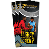 3D Coaching Brochures (Qty 100) Image